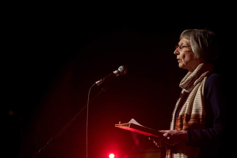 NWA Scottish Book Trust - Lydia Harris